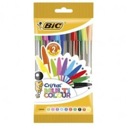 BLISTER 10 UNIDADES BIC...