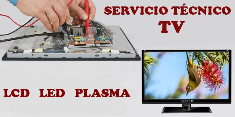 Servicio técnico de reparación de TV